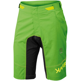 Karpos Ballistic Evo Shorts Herre apple green/black